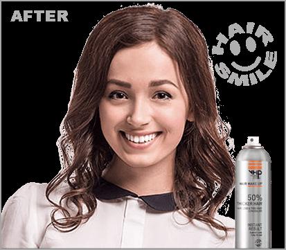 Haarverzorging van een Dun Haar plek of een grote kalende plek is geen probleem voor VHP Hair MakeUp